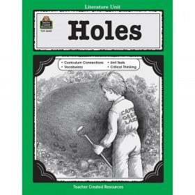 Holes Literature Unit