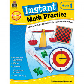 Instant Math Practice (Gr. 1)