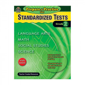 Prepare & Practice for Standardized Tests (Gr. 2)