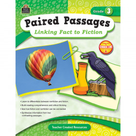 Paired Passages: Linking Fact to Fiction (Gr. 3)