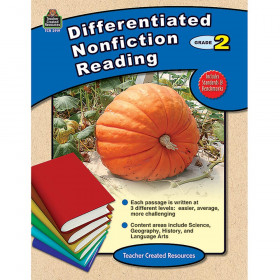 Differentiated Nonfiction Reading (Gr. 2)