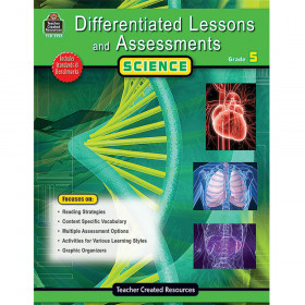 Differentiated Lessons and Assessments: Science (Gr. 5)