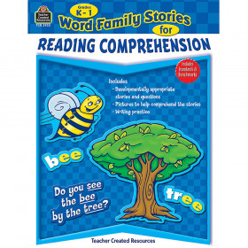 Word Family Stories for Reading Comprehension (Gr. K?1)