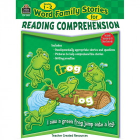 Word Family Stories for Reading Comprehension (Gr. 12)