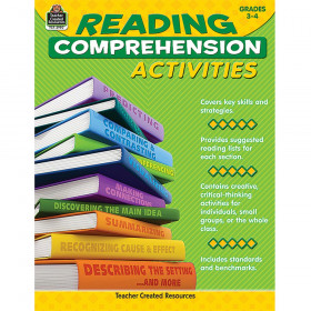 Reading Comprehension Activities (Gr. 34)