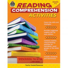 Reading Comprehension Activities (Gr. 56)