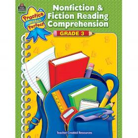 PMP: Nonfiction & Fiction Reading Comprehension (Gr. 3)