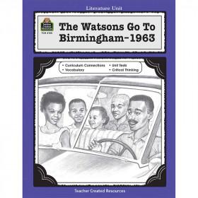 Lit. Unit: The Watsons Go to Birmingham-1963