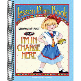 ME I?m In Charge Here Lesson Plan Book