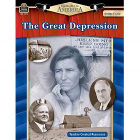 Spotlight On America: The Great Depression