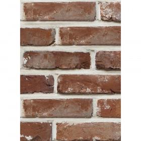Better Than Paper Bulletin Board Roll, 4' x 12', Red Brick, 4 Rolls