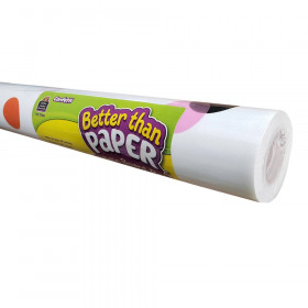 Confetti Better Than Paper Bulletin Board Roll, Pack of 4