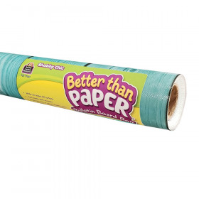 Shabby Chic Better Than Paper Bulletin Board Roll, Pack of 4
