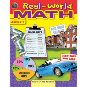 Real-World Math Book