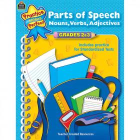 PMP: Parts of Speech (Gr. 2?3)