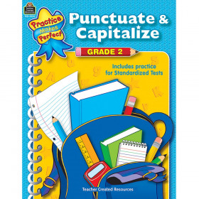 PMP: Punctuate & Capitalize (Gr. 2)