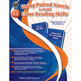 Using Paired Novels to Build Close Reading Skills (Gr. 4?5)