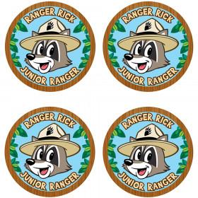 Ranger Rick? Wear ?Em Badges
