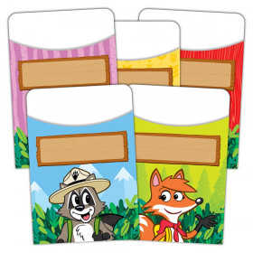 Ranger Rick Library Pockets - Multi-Pack