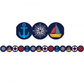 Nautical Die-Cut Border Trim