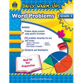 Daily Warm-Ups: Problem-Solving Math (Gr. 2)