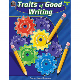 Traits Of Good Writing Gr 1-2