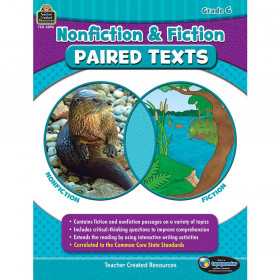 Nonfiction & Fiction Paired Texts (Gr. 6)