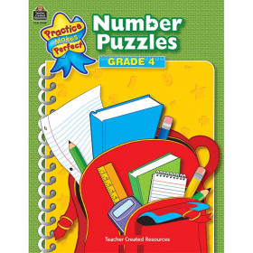 Number Puzzles Gr 4
