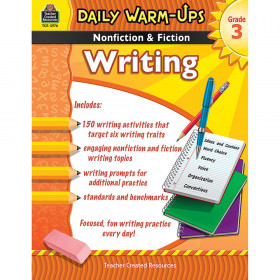 Daily Warm-Ups: Nonfiction & Fiction Writing (Gr. 3)