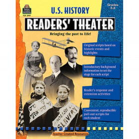 U.S. History Readers' Theater Book