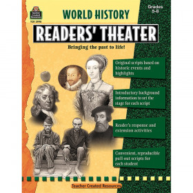 World History Readers' Theater Book