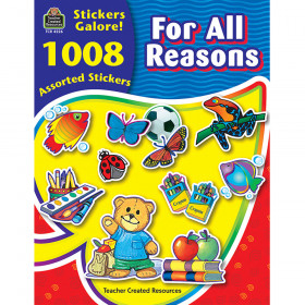 For All Reasons Sticker Book