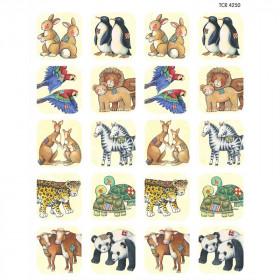 Susan Winget Noahs Ark Stickers