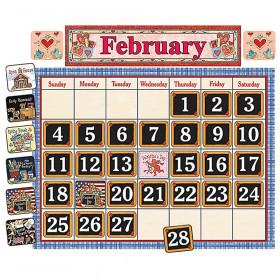 School Time Calendar Bb Set