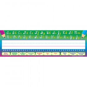 Cursive Writing Name Plates