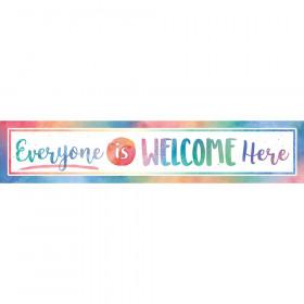 Watercolor Banner