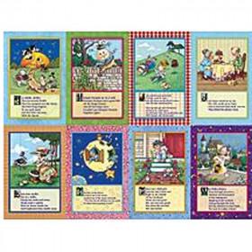Nursery Rhyme Bulletin Board