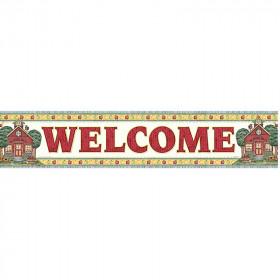 Dm School Days Welcome Banner