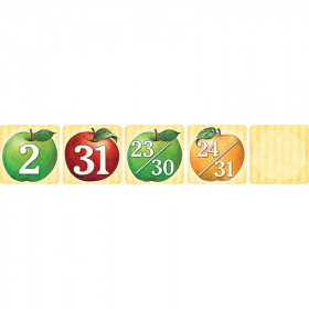 Susan Winget Apples Calendar Days
