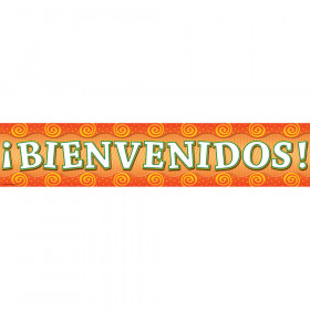 Welcome (Spanish) Banner