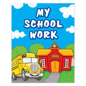 My School Work Pocket Folder