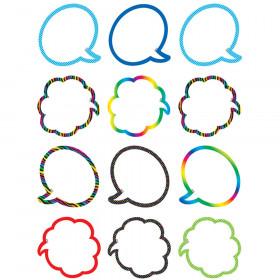 Speech/Thought Bubbles Mini Accents