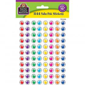 Mini Helping Hands Valu-Pak Stickers