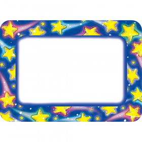 Shooting Stars Name Tags Labels