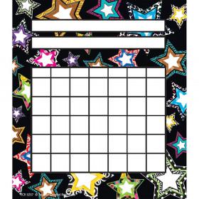Fancy Stars Incentive Charts
