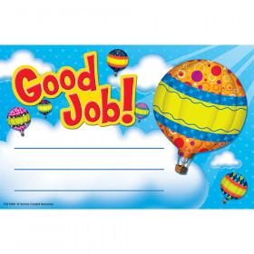 Hot Air Balloons Good Job Awards