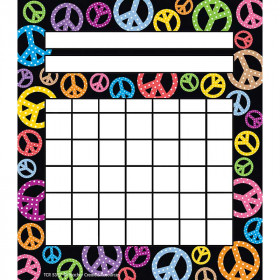 Peace Signs Incentive Charts