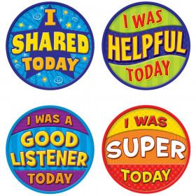 Good Behavior Wear ?Em Badges