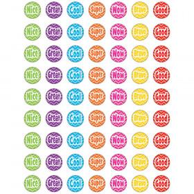 Chevron Mini Stickers