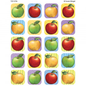 SW Apple Stickers